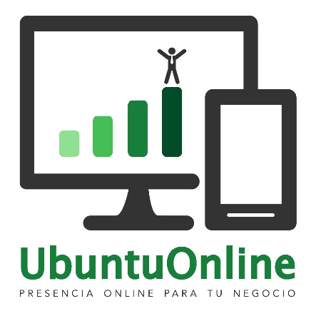 UbuntuOnline presencia online negocios empresas españa