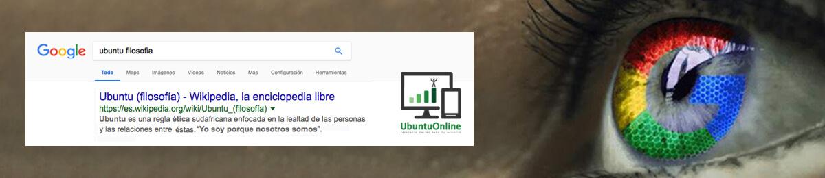 significado ubuntu presencia online para tu negocio